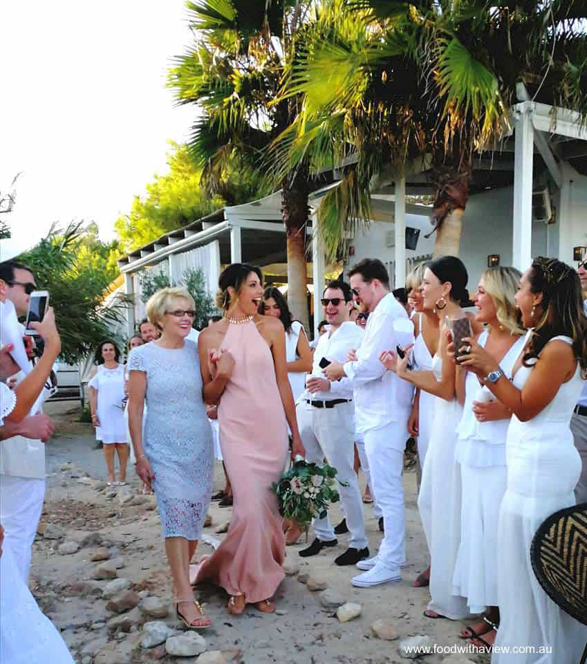 Beach, Ibiza wedding